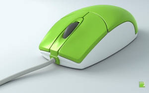 3D mouse - wallpaper by rafawbraga