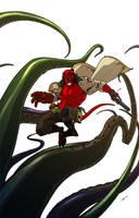 Hellboy Colors by AlexDeB