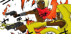 Pot of Fire and Pot of Thunder by SkilledRokushiki