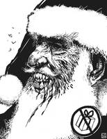Bad Santa II by tegehel