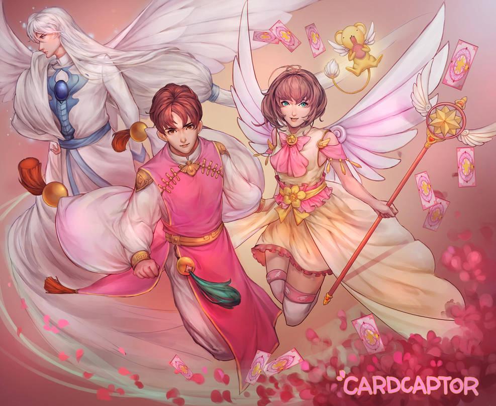 Card captor Sakura by EdenChang