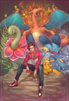 Pokemon Go!!! by EdenChang