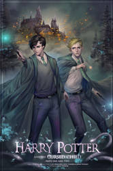Ab Albus Potter And Scorpius Maly by EdenChang