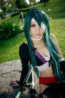 Vocaloid - Knife 02 by hana-bira