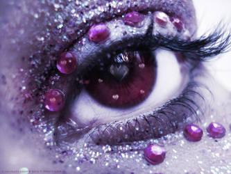 Valentine's Eye by pixievamp