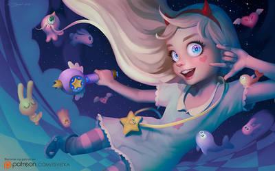 Star vs Forces of Evil by Tsvetka