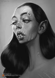 Mrs.Drac by Tsvetka
