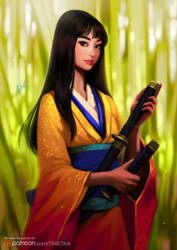 Shinobu by Tsvetka