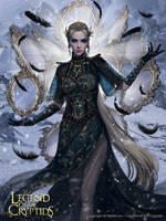 Vengeful mirror princess_adv by Tsvetka