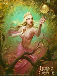 Seafruit-Harvesting priestess_reg by Tsvetka