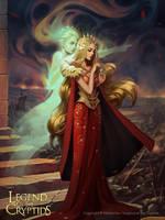 Lasione, Souls' Voice_adv by Tsvetka