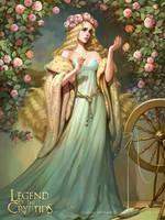 Rosaldi, Sleeping Beauty_reg by Tsvetka