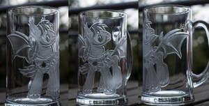 M. A. Larson Galacon glass by rtry