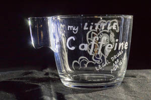 my little caffeine cup by rtry
