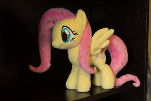 Fluttershy Plushie No.3 by rtry