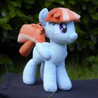 Windy Whistles Plushie by rtry