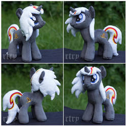 Velvet Remedy Plushie #2 by rtry