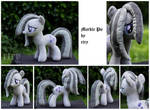 Marble Pie Plushie by rtry