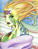 Goddess of the World by Liabra