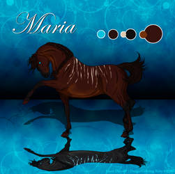 Meet Maria by WhimsicalRuby