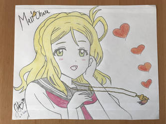Mari Love Heartchain by YoshinoN1