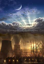 Dawn of Man by Chromattix