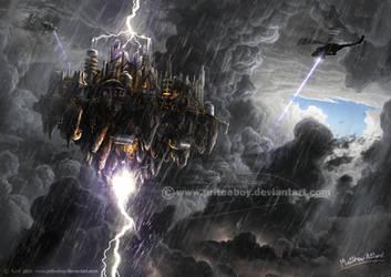 Thunder factory by Chromattix