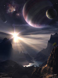 Brilliance of light by Chromattix