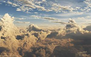 Vue clouds test1 by Chromattix
