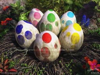 Yoshi's Nest by Chromattix