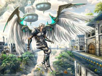 Platinum Wind by Chromattix
