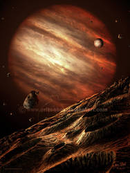 Half Star by Chromattix