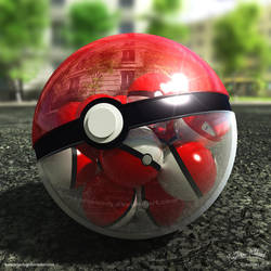 Pokeball of Pokeballs by Chromattix
