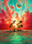 Summer Paradise by Chromattix