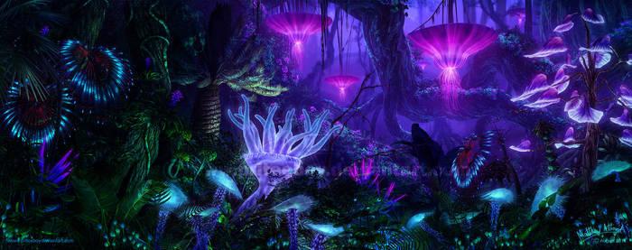 Pandora Flora by Chromattix