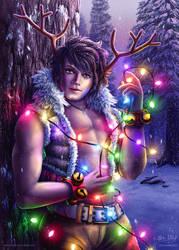 Winter Lights by Chromattix