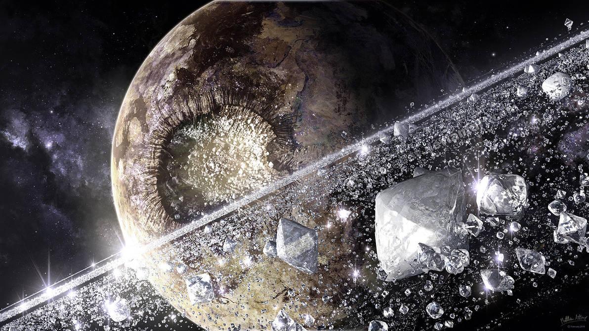Diamond Ring by Chromattix
