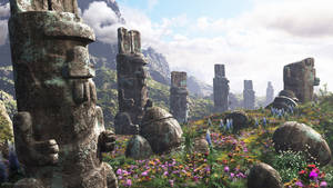 Easter Islands by Chromattix