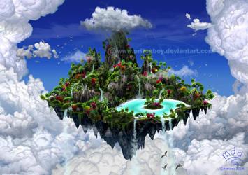 Hang Gardens by Chromattix