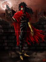 Vincent Valentine by Chromattix