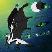 Sketchy Refs:  Kazumi by Claws-and-Paws