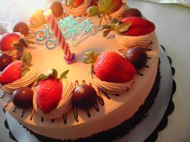birthday cake by protoperahe