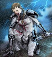 Savoring the Kill... by mortalshinobi
