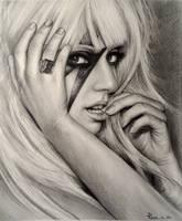 LADY GAGA 02 by alexracu
