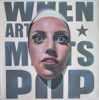 Point of view (when ART meets POP) by alexracu