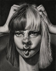 Sia - This Is Acting by alexracu