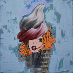 POP Ice cream by alexracu