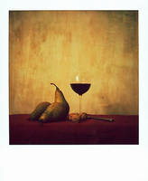 Still Life with Pears by ashveenp