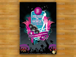 School PROM FLYER by XtrDesign