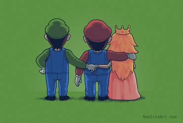 Secret Love by Naolito